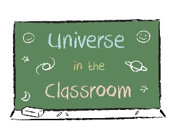 Universe in the Classroom logo
