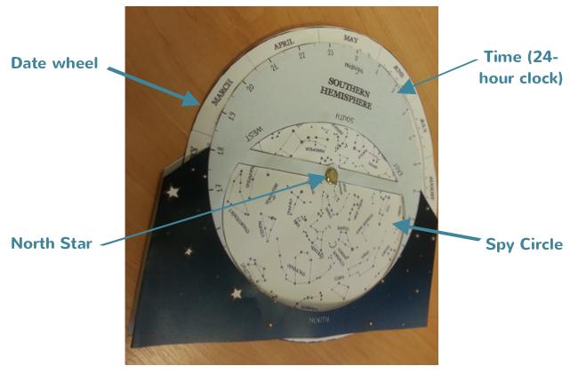 Planisphere Scrn